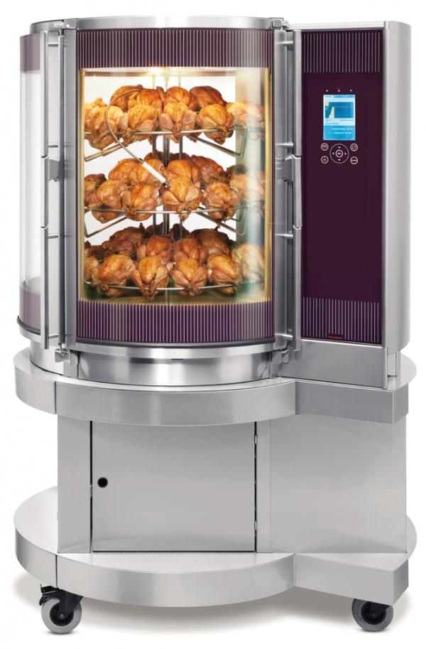 3. Kycklinggrillar